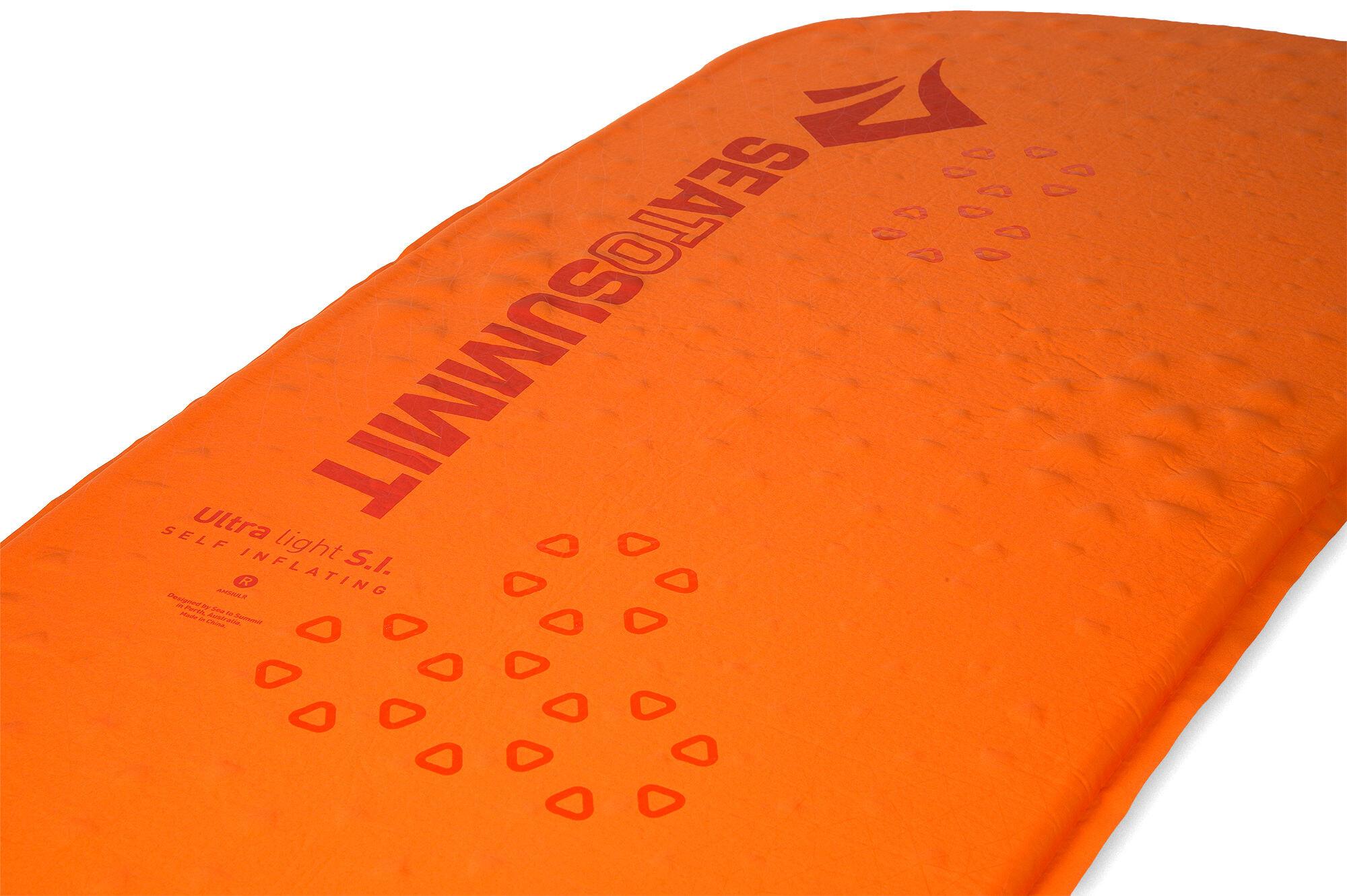 Sea To Summit Ultralight S I Sleeping Mats Regular Orange